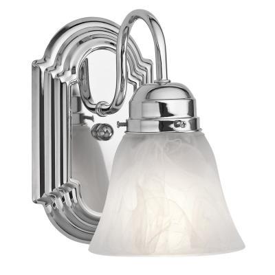 Kichler Lighting 5334CH One Light Wall Sconce