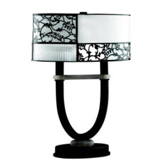Kichler Lighting 60287 Flourish - Two Light Portable Desk Lamp