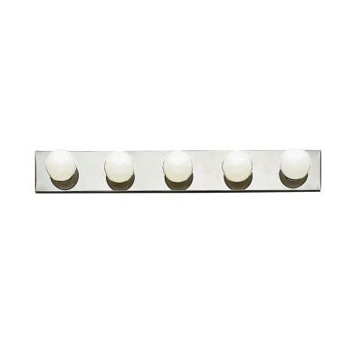 Kichler Lighting 625CH Five Light Bath Fixture