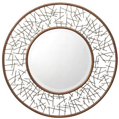 "Kichler Lighting 78170 Twigs - 39"" Mirror"
