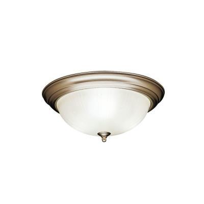 Kichler Lighting 8655NI Three Light Flush Mount