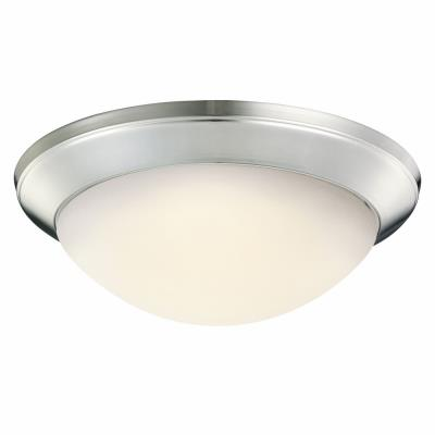 Kichler Lighting 8881NI One Light Flush Mount