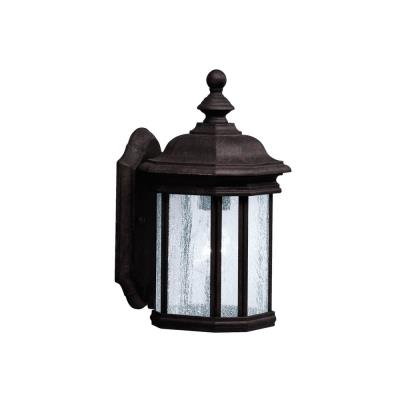 Kichler Lighting 9028TZ Kirkwood - One Light Outdoor Wall Mount