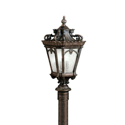 Kichler Lighting 9559LD Tournai - Four Light Post Mount