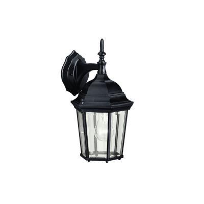 Kichler Lighting 9650BK Madison - One Light Outdoor Wall Bracket