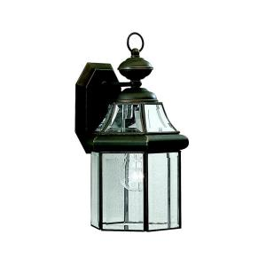 Embassy Row - One Light Outdoor Wall Mount