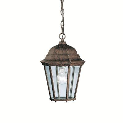 Kichler Lighting 9805TZ Madison - One Light Outdoor Pendant