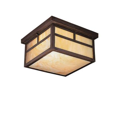 Kichler Lighting 9825CV La Mesa - Two Light Flush Mount
