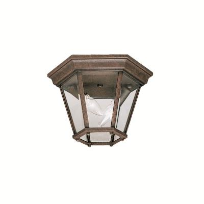Kichler Lighting 9850TZ Madison - Two Light Outdoor Flush Mount