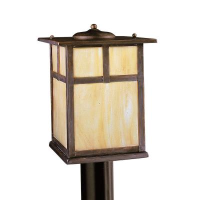 Kichler Lighting 9953CV Alameda - One Light Post Mount
