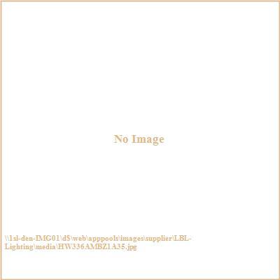 LBL Lighting HW336 Vison - One Light Wall Sconce