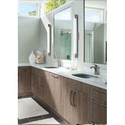 LBL Lighting PW674OY Final Call - One Light Medium Bath Vanity