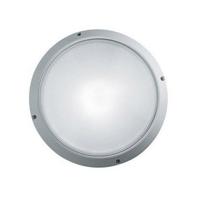 LBL Lighting 171 Superdelta Tondo - One Light Outdoor Wall Mount