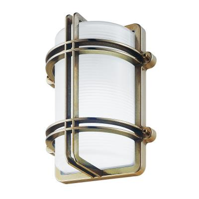 LBL Lighting 695 Clipper/G - One Light Outdoor Wall Mount