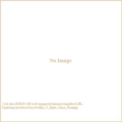 LBL Lighting HS1861 Baybridge - Three Light Chandelier