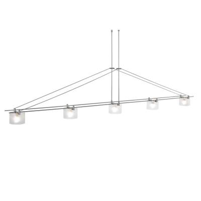 LBL Lighting HS1881 Baybridge - Five Light Chandelier