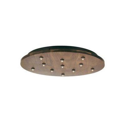 LBL Lighting CK011BD Accessory - Eleven Light Round Multi-Port Canopy