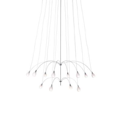 LBL Lighting HS44-12 Twilight - Twelve Light Chandelier