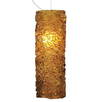 LBL Lighting 625 Isis - One Light Line-Voltage Pendant
