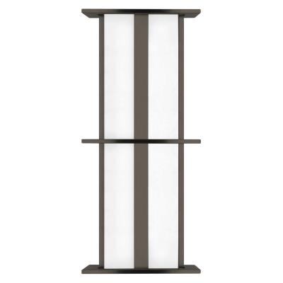 LBL Lighting PW532 Modular Tubular - Two Light Large Outdoor Wall Mount