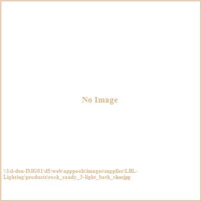 LBL Lighting BA7513-120 Rock Candy - Three Light Bath Bar
