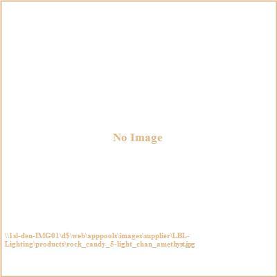 LBL Lighting SU6235-120 Rock Candy - Five Light Chandelier