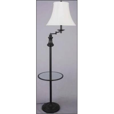 Lite Source C61195 One Light Floor Lamp