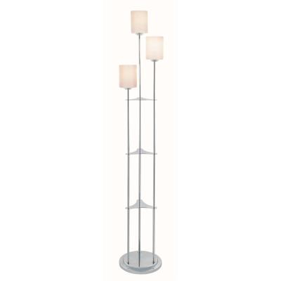 Lite Source LS-80700C Bess - Three Light Floor Lamp