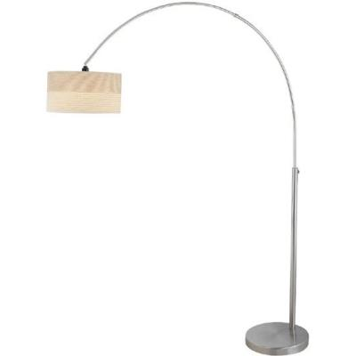 Lite Source LS-80752PS One Light Arch Lamp