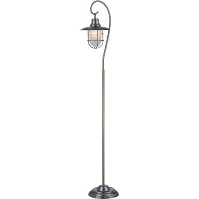 Lite Source LS-81455AB One Light Floor Lamp