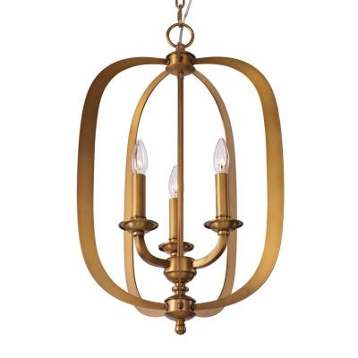 Maxim Lighting 22372 Fairmont - Three Light Pendant