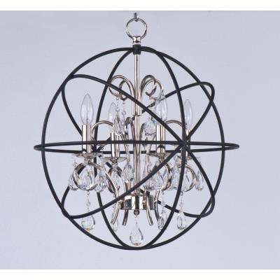 Maxim Lighting 25142 Orbit - Four Light Chandelier