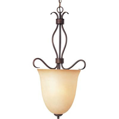 Maxim Lighting 10131WSOI Basix - Four Light Entry Foyer Pendant