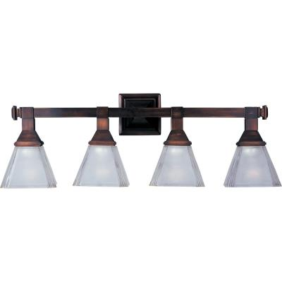 Maxim Lighting 11079FTOI Brentwood - Four Light Bath Vanity