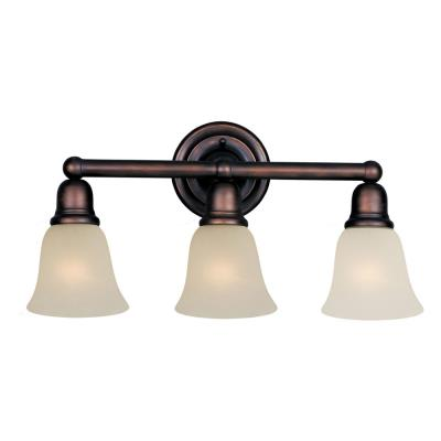 Maxim Lighting 11088SVOI Bel Air - Three Light Bath Vanity