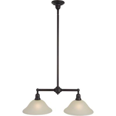 Maxim Lighting 11092SVOI Bel Air - Two Light Pendant