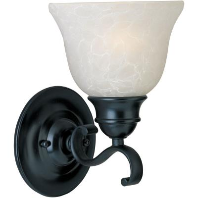 Maxim Lighting 11807ICBK Linda - One Light Wall Sconce