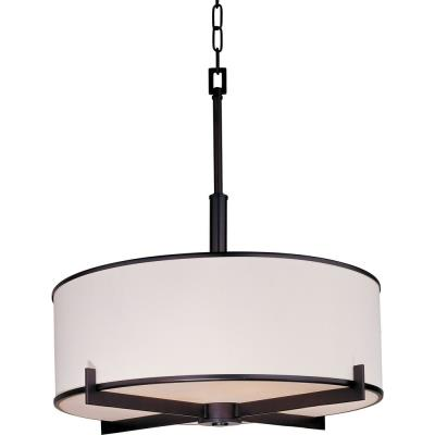 Maxim Lighting 12053WTOI Nexus - Four Light Entry Foyer Pendant