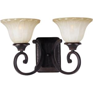 Allentown - Two Light Wall Sconce