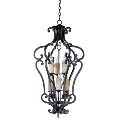 Maxim Lighting 20743 Richmond - Six Light Entry Foyer Pendant