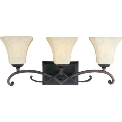 Maxim Lighting 21073 Oak Harbor - Three Light Bath Vanity