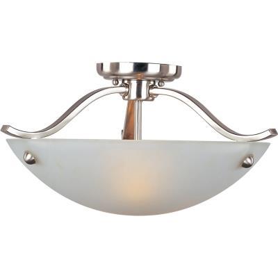 Maxim Lighting 21261 Contour - Two Light Semi-Flush Mount