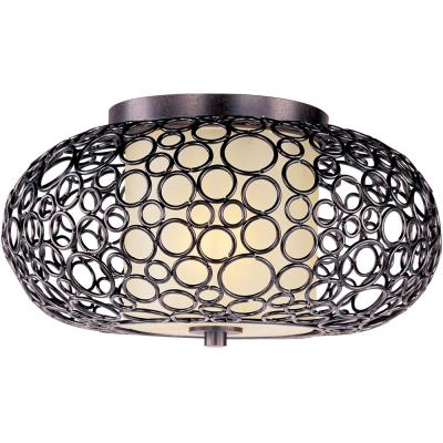 Maxim Lighting 21340DWUB Meridian - One Light Flush Mount