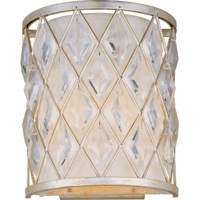 Maxim Lighting 21458OFGS Diamond - One Light Wall Sconce