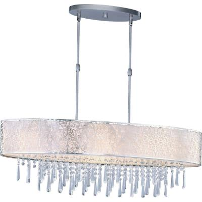 Maxim Lighting 22296WTSN Rapture - Nine Light Pendant