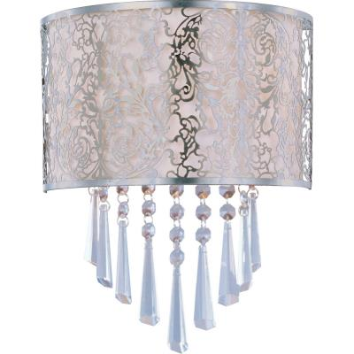 Maxim Lighting 22297WTSN Rapture - Two Light Wall Sconce
