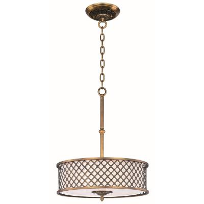 Maxim Lighting 22363OMNAB Manchester - Four Light Pendant