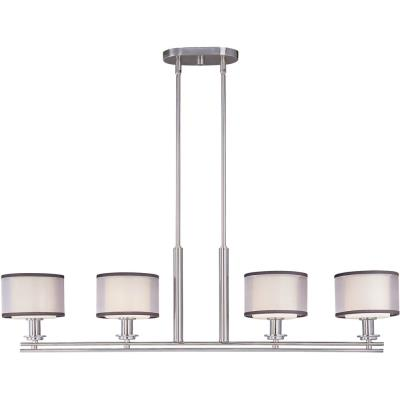 Maxim Lighting 23039SWSN Orion - Four Light Pendant