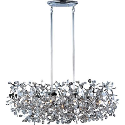 Maxim Lighting 24206BCPC Comet - Seven Light Chandelier