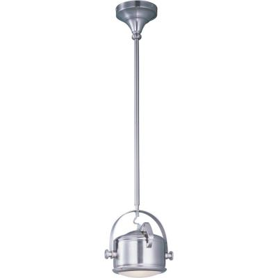 Maxim Lighting 25128FTPN Hi-Bay - One Light Mini-Pendant